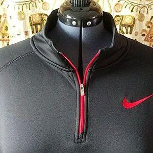 Nike Therma Frabic Dri Fit Running Top Men's XL